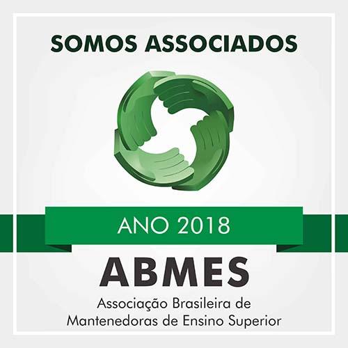 [Somos Associados - ABMES 2018 - Associação Brasileira de Mantenedoras de Ensino Superior]