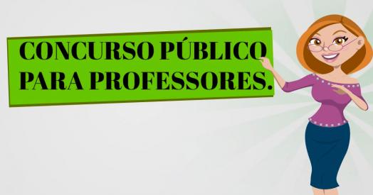 [Concurso público para professores]