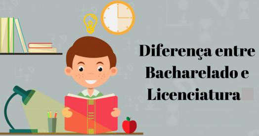 [Diferença entre Bacharelado e Licenciatura]