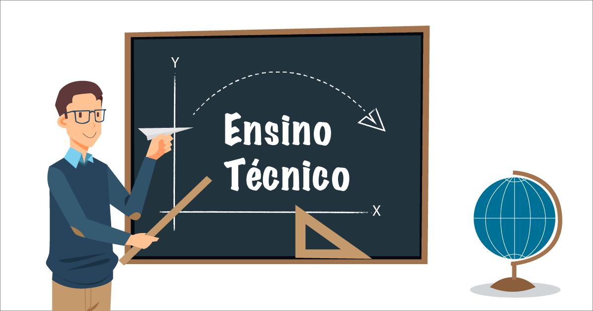 Como é ser professor do ensino técnico?